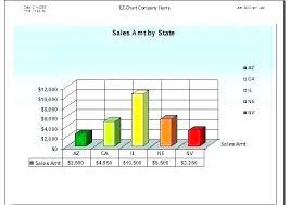 Excel Waterfall Chart Template Xls