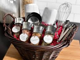 Christmas Gift Baskets  HGTVHow To Make Hampers For Christmas Gifts