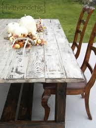 diy outdoor farmhouse table. DIY Farmhouse Table 8 Diy Outdoor O