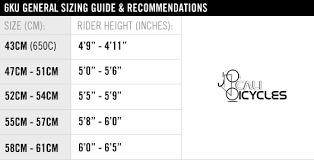 Bike Size Chart Inches 35 Abundant Bike Size Chart 700c