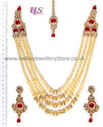 indian pearl jewellery