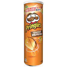 Pringles Sweet Paprika 200g | Online kaufen im World of Sweets Shop