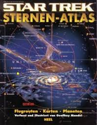 Star Trek Star Charts The Complete Atlas Of Star Trek By
