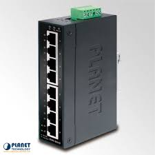 ISW-801T <b>IP30</b> Industrial Fast Ethernet Switch <b>8</b>-<b>Port</b> 10/100Base ...