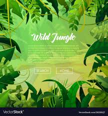 jungle background vector. Perfect Jungle With Jungle Background Vector R