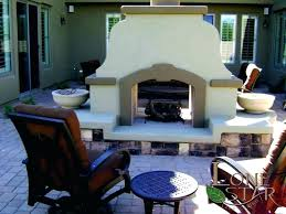 alive double sided outdoor fireplace two indoor indoo