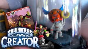 Skylanders Imaginators Chart Skylanders Creator App Lets Children 3d Print Their
