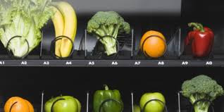 Vending Machines Healthy Food Cool Healthy Vending Machines On The Rise