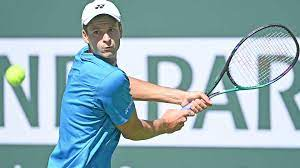 Thursday Preview: Hurkacz Faces Dimitrov In Indian Wells, Continues Turin  Push | ATP Tour