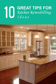 Tips For Kitchen Remodeling Ideas Cool Inspiration Design