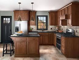 Kitchen Cabinets Fairfax Va Mesmerizing Fairfax Shenandoah Value Series Available At Lowe's Nutmeg
