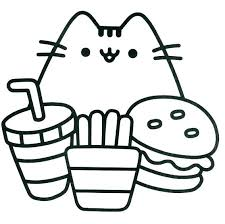 Cat Coloring Pages Printable Noticiasdemexicoinfo
