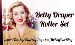 betty dr inspired hairstyle how to