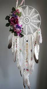 Personalized Spinning Dream Catcher 100 best Installations images on Pinterest Weaving Closure weave 41