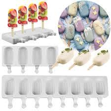 1PC <b>Silicone</b> Ice Stick Molds <b>Ice Cream</b> Maker <b>DIY</b> Summer Frozen ...
