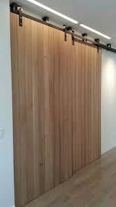 wooden sliding doors walnut
