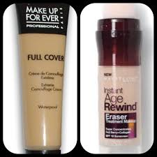 concealer splurge make up forever hd full cover concealer 30 at sephora vs steal maybelline instant