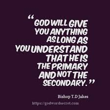 Td Jakes Quotes Stunning Welcome To Winnie Anthony Blog Bishop TD Jakes