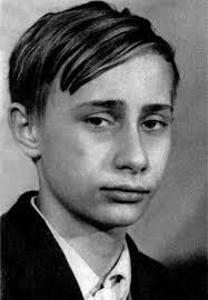 Владимир Путин биография информация личная жизнь фото видео Владимир Путин в детстве 2