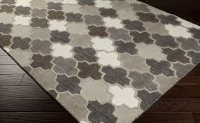 awesome brown and grey rug rugs ideas intended for brown and grey area rugs
