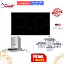 Bếp Điện Từ Canzy CZ 800 GB, Giá tháng 11/2020