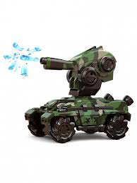 <b>Танк</b>-<b>робот MX RoboMaster</b> (3D дрифт, стреляет гелевыми ...