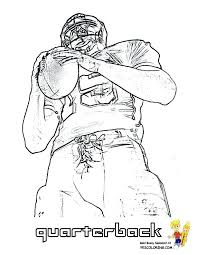 Football Coloring Pages Nfl Coloring Football Coloring Pages