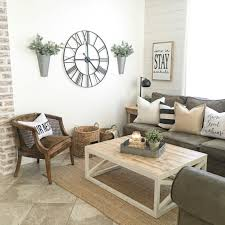 decorated small living rooms.  Rooms Farmhouse Style Small Living Room Decor Idea Inside Decorated Rooms