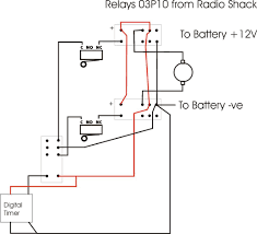 3 pin 12 volt relay wiring diagram 3 wiring diagram collections remote control 12v dc switch wiring diagram