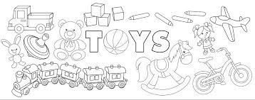 Toys Coloring T5460 Toys Story Printable Coloring Pages