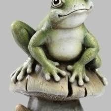 garden frog statue. Garden Frog Statues Large Meditating Statue Statuary Amazoncom I