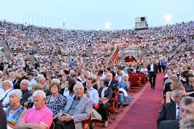 Das Opernfestival Arena di Verona in Italien, 2021