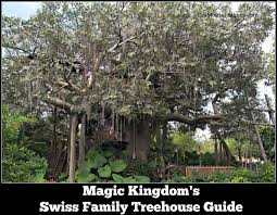 swiss family treehouse guide