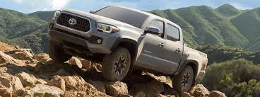 2017 Tacoma Towing Capacity Chart How Much Can The 2019 Toyota Tacoma Tow