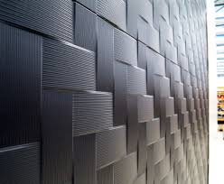 metal panel texture. CUSTOMIZAD 3D TEXTURE PANELS FOR FACADES By ULMA Architectural Solutions | Archello Metal Panel Texture