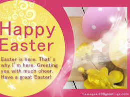 Happy Easter Quotes Christian Best of Christian Easter Greetings And Messages 24greetings