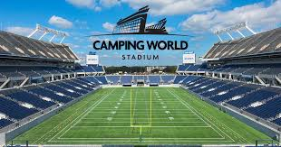 Campus World Stadium Seating Chart Seating Charts Camping World Stadium