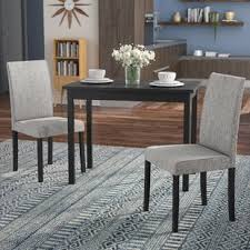 Gray kitchen table Small Quickview Wayfair Grey Kitchen Dining Room Sets Youll Love Wayfair