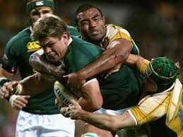 Juan Smith to Play Lock for Springboks? - In The Loose
