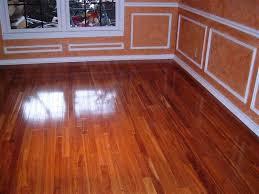 image of swiftlock brazilian teak laminate flooring