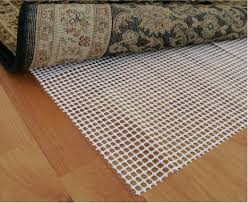 amazing home astonishing rubber rug pad in com super lock natural by usa non
