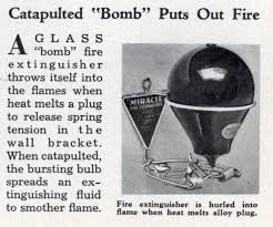 catapulted puts out fire aug 1935