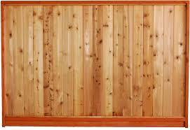 wood fence panels. Solid Fence Panel Wood Panels