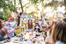 50 wedding reception food drink