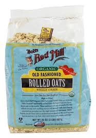 bob s red mill organic rolled oats old fashioned 32 oz at luckyvitamin