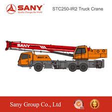 Sany Stc250 Ir2 25 Tons Huge Lifting Capacity Energy Conservation Auto Crane Of Telescopic Crane Buy Telescopic Crane Truck Crane Truck Mounted