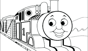 coloring pages thomas the train coloring sheets pictures page print pages free printable