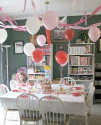 Party Table Decor Simple Table Decorations For Birthday Parties