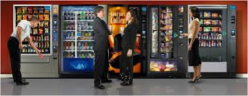 Vending Machine Servicer Unique Vending Services Savco Food Services Ltd