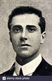 Italienischer sozialistischer Politiker Giacomo Matteotti (1885 – 1924),  entführt und getötet von Faschisten Stockfotografie - Alamy